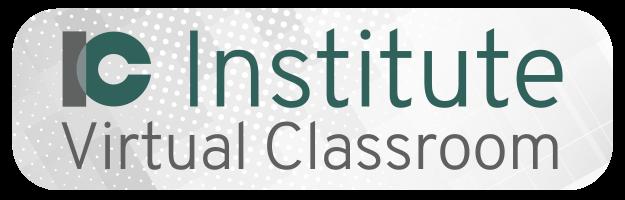 IC Institute virtual classroom